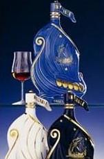 Larsen Cognac - Viking skibet...